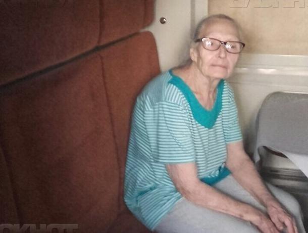 Мама весь день провела в больнице, пока волонтеры со мной вели ее поиски, - волжанка