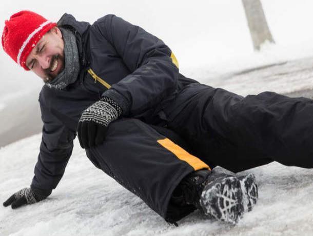 220 тысяч рублей присудили упавшему на льду волжанину