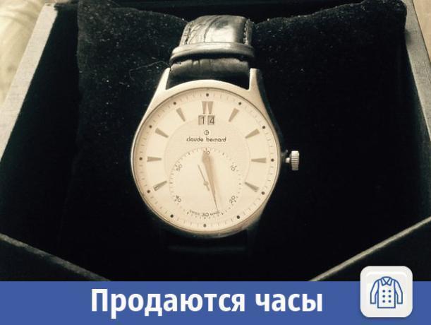 В Волжском продают солидные часы