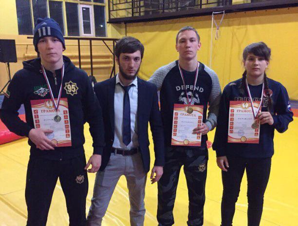 Волжские спортсмены забрали призовые места в региональных соревнованиях
