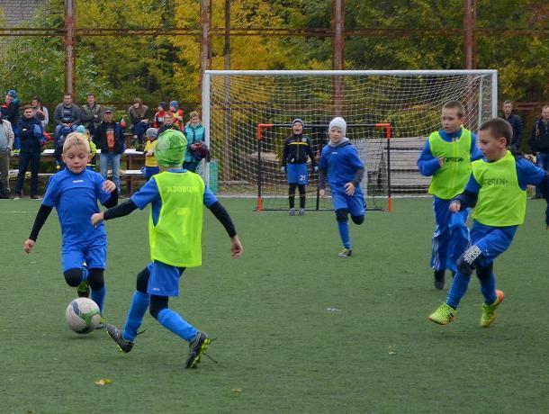 «Лига спорта» выиграла грант на открытие в Волжском футбольного центра