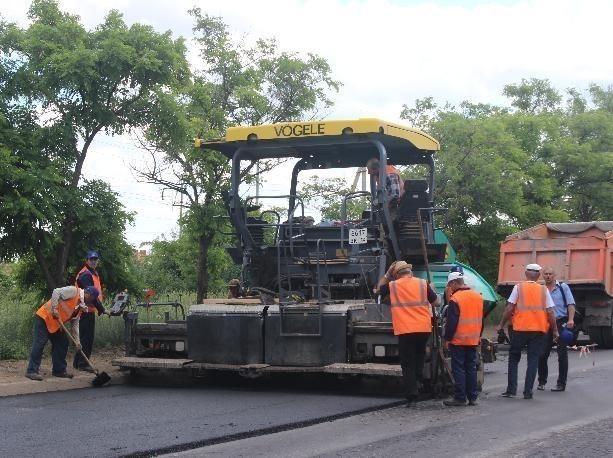 На дороги Волжского потратят 660 миллионов рублей