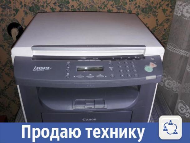 В Волжском недорого продается лазерное устройство