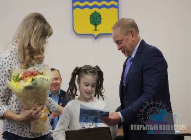 Десятилетняя волжанка попала в книгу рекордов России