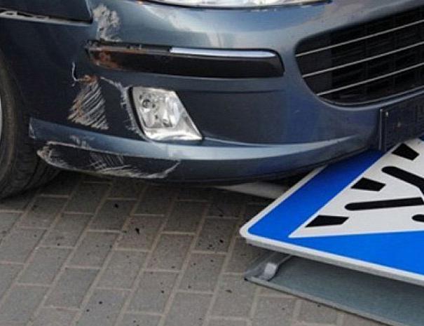 Пешеход-нарушитель угодил под колеса легковушки в Волжском