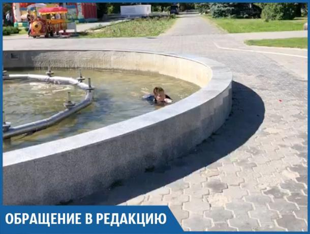 Опасные купания могут обернуться смертельным исходом, - волжанка