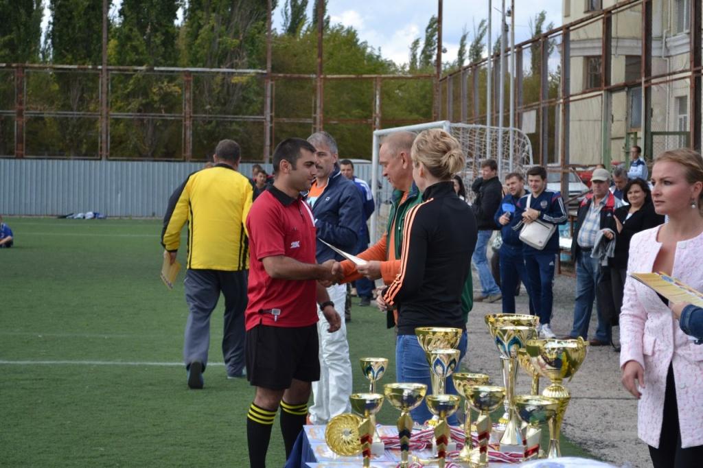 ВВолжском закончился чемпионат подворовому футболу